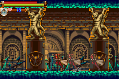 Castlevania HOD - Revenge of the Findesiecle - Runing - User Screenshot